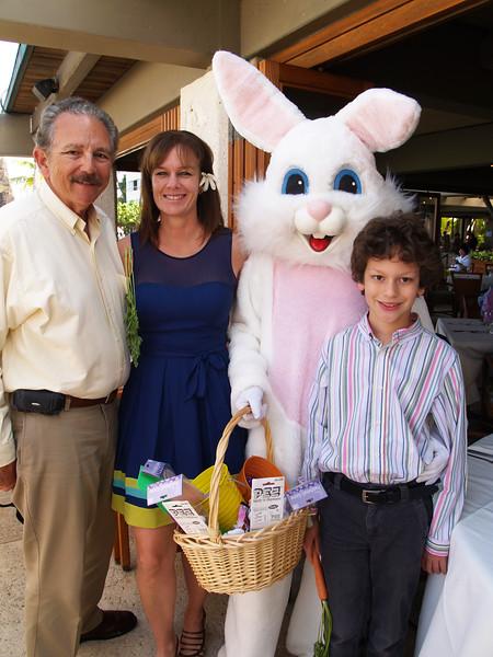 2013 Easter Sunday Brunch