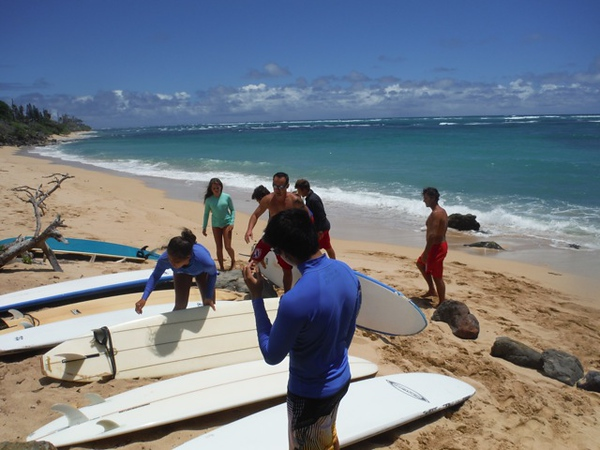 2013 Summer Surf Camp