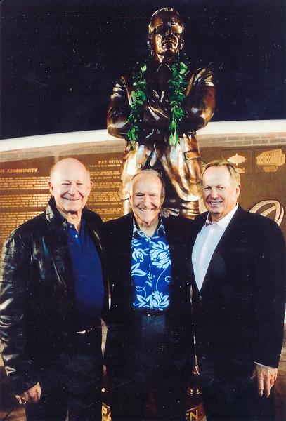 2014 Statue Honoring Pat Bowlen