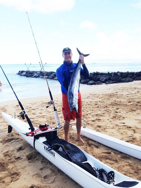 2014 OC1 Fishing