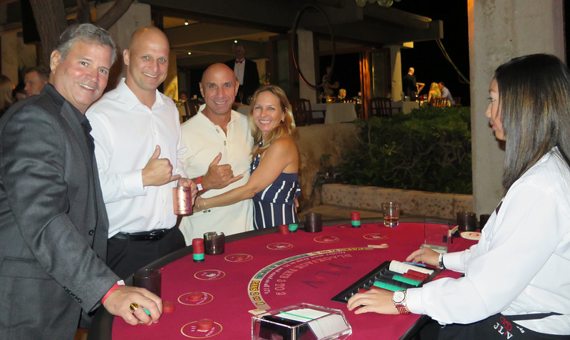 2014 New Year's Eve Casino Party 12-31-2014