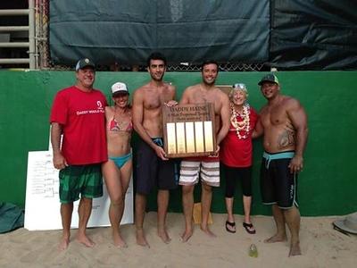 19th Annual Daddy Haine VB Tournament 9-2014