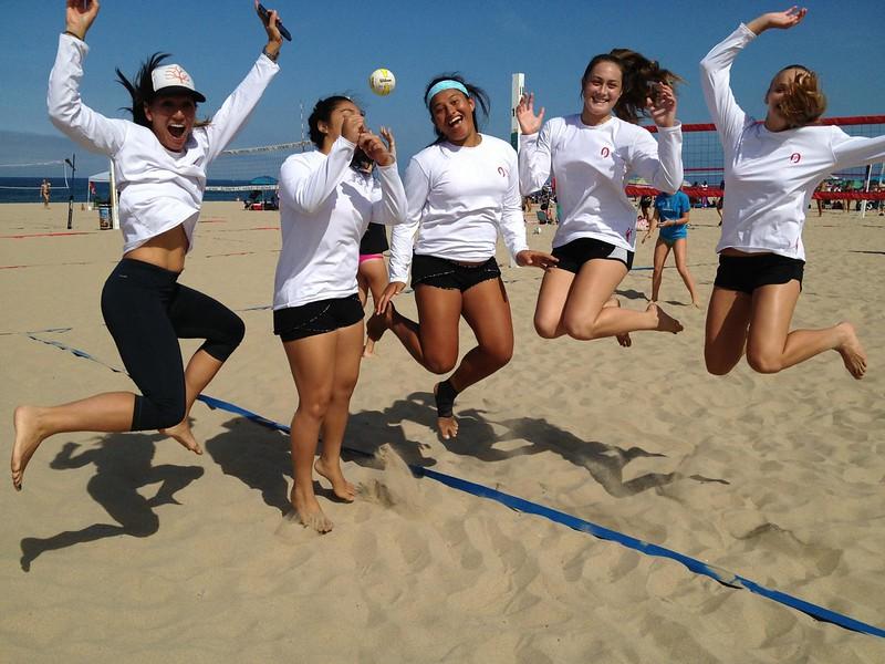 2014 AAU Junior National Sand VB Championships
