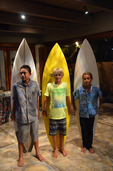 2014 OCC Surf Night & John McMahon Surf Awards
