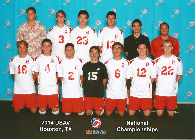 2014 USAV Boys National Championships