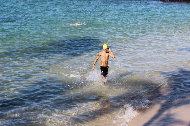 2014 Castle Swim