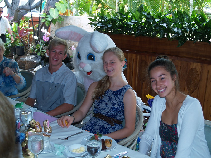 2014 Easter Brunch