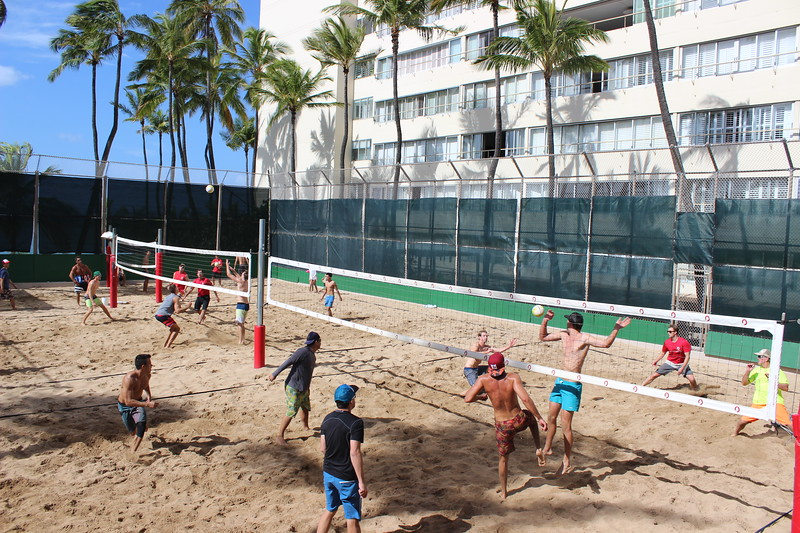 2015 Christmas Volleyball Tournament