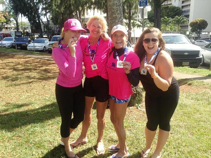 2015 Hinano Kialoa Oahu Coastal Relay
