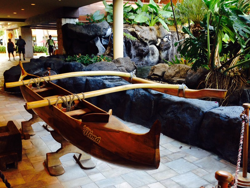 2015 Koa Canoe Ilima