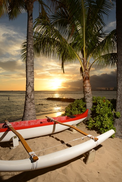 2015 Outrigger Sunset