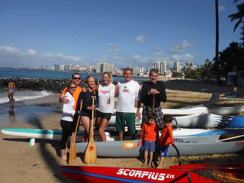 2015 Stand Up Paddling Clinic
