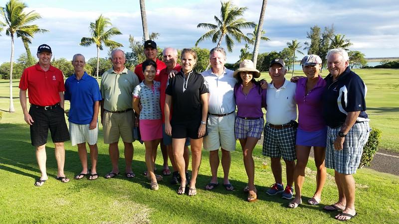 2015 Mamala Bay Golf Tournament
