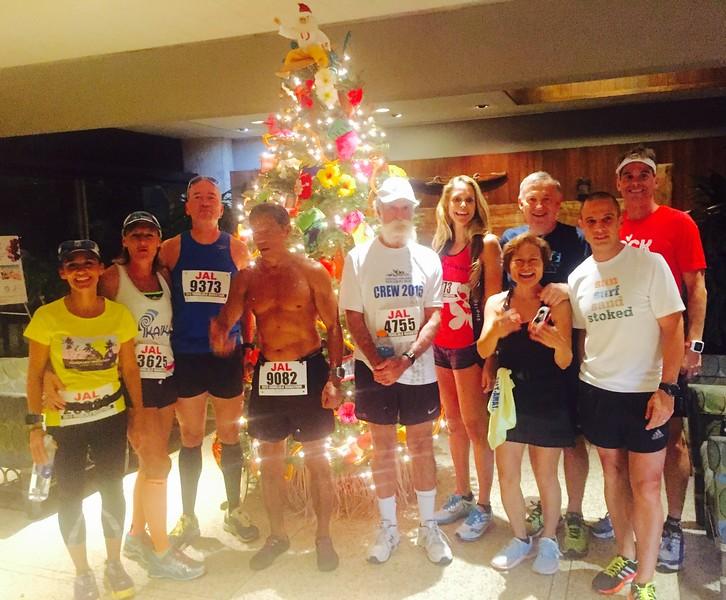 2015 Honolulu Marathon