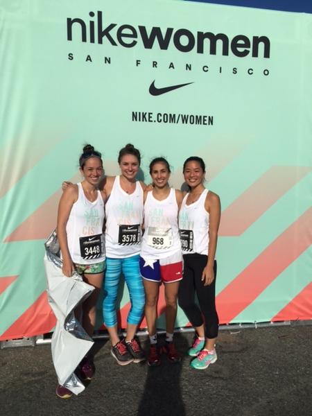 2015 Nike Women's Half Marathon