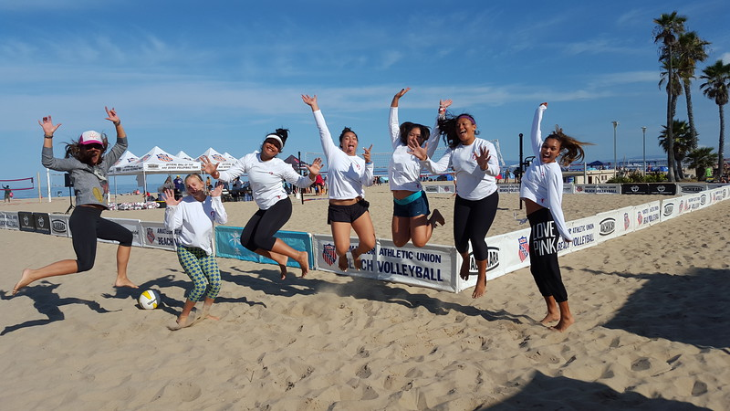 2015 AAU Ocean Park Summer VB Tournament