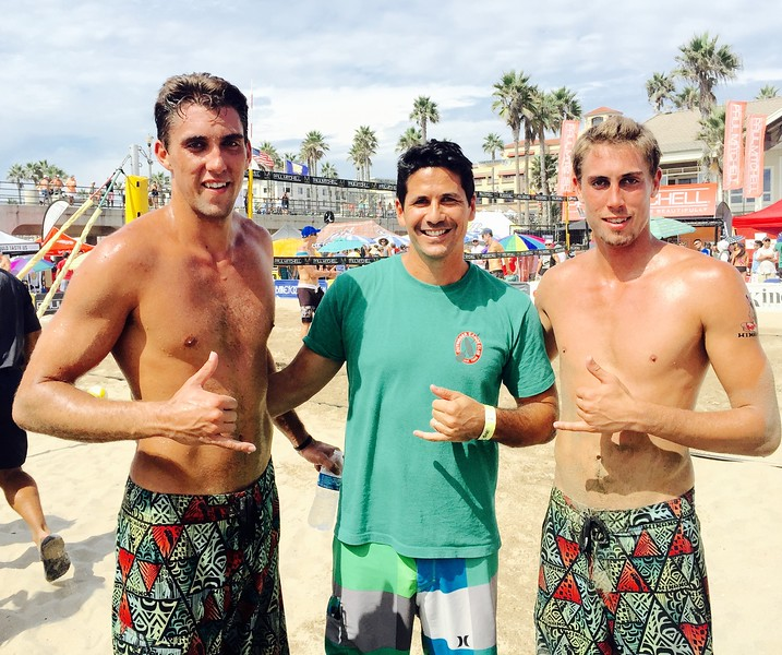 2015 AVP Huntington Beach Sand VB Championships