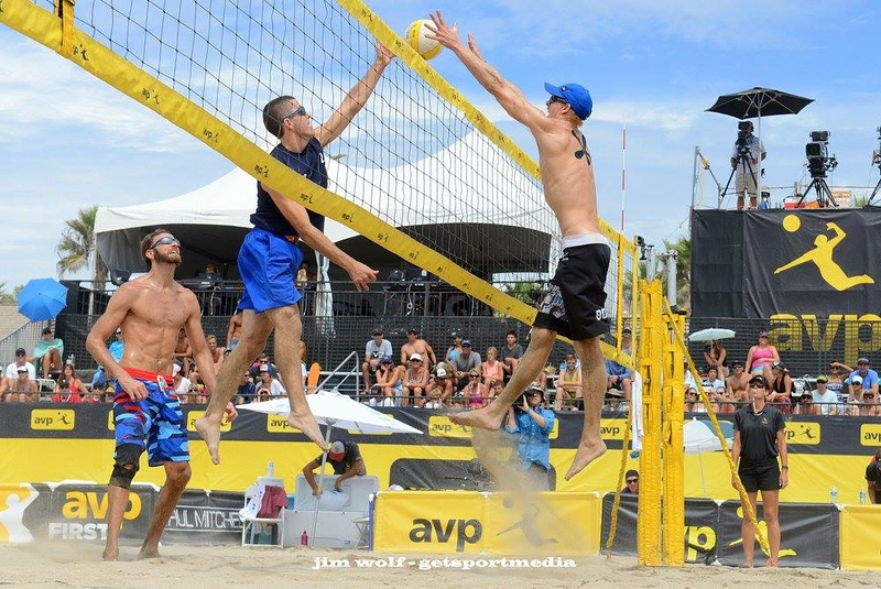 2015 AVP Beach Volleyball