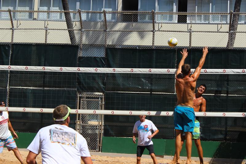 2015 Daddy Haine VB Tournament