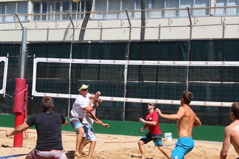 2015 Daddy Haine VB Tournament