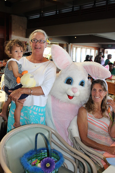 2015 Easter Sunday Brunch