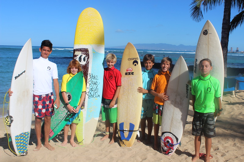 2015 OCC Summer Surf Contest