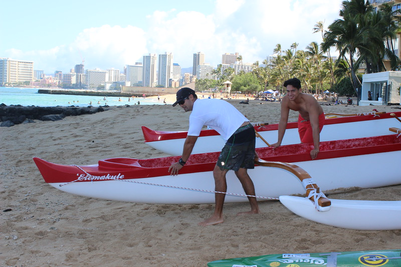 2015 Surfing Canoes