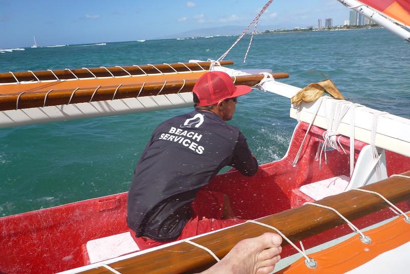 2016 Sailing Canoe Holoholo