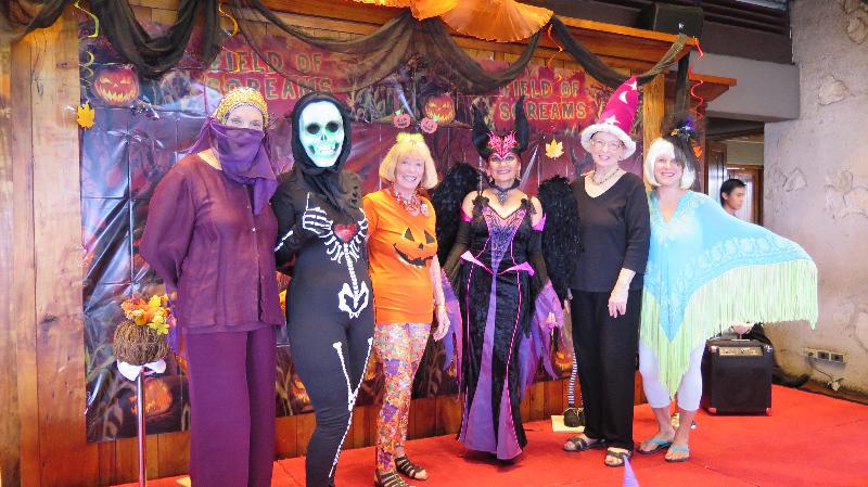 2016 Senior 'Riggers Halloween Party