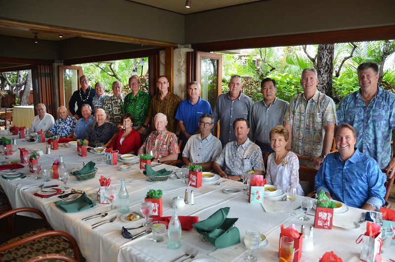 2016 Past President's Christmas Luncheon