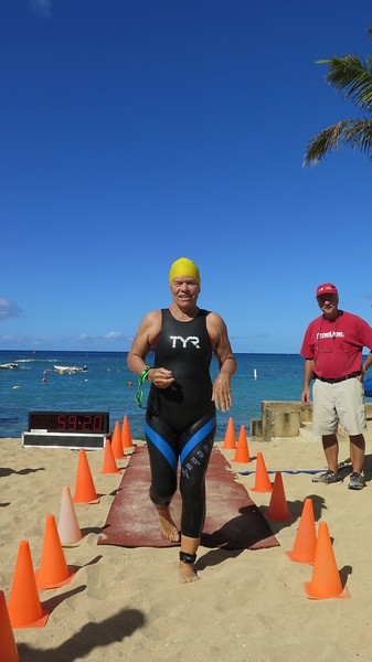 2016 OCC Invitational Swim