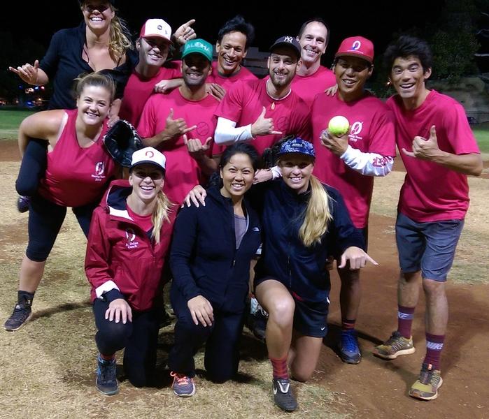 2016 OCC Softball Team