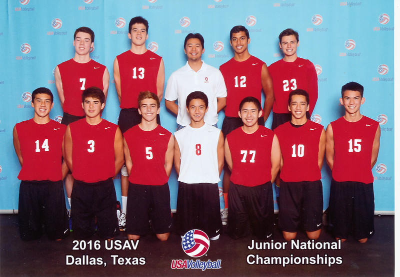 2016 USAV Junior National Volleyball Championships
