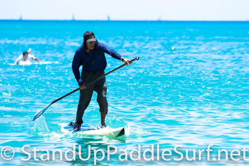 2016 Cline Mann Ko'olaupoko Paddleboard Race