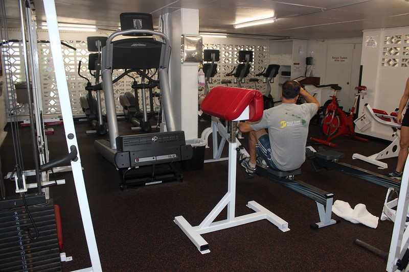 2016 OCC Fitness Center Remodel
