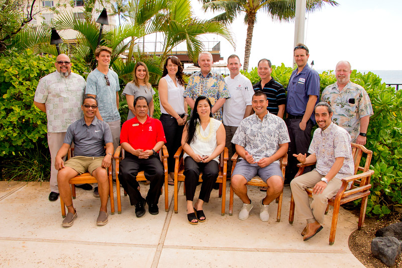 2017 Outrigger Employees of the Month