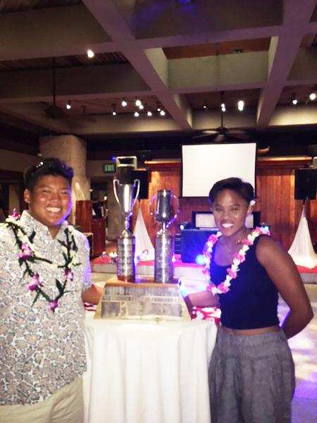 2017 Bob Fischer Memorial Trophy