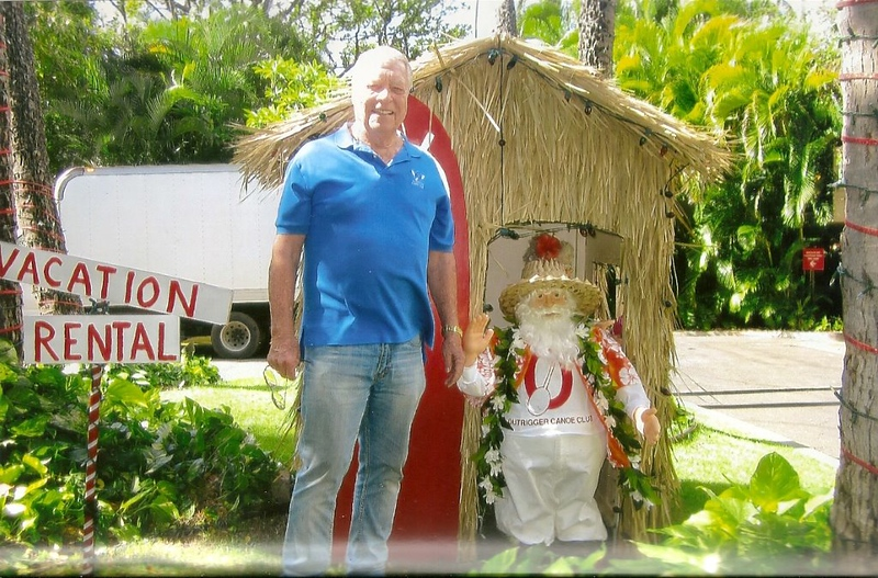 2017 New Life Member Ron Sorrell