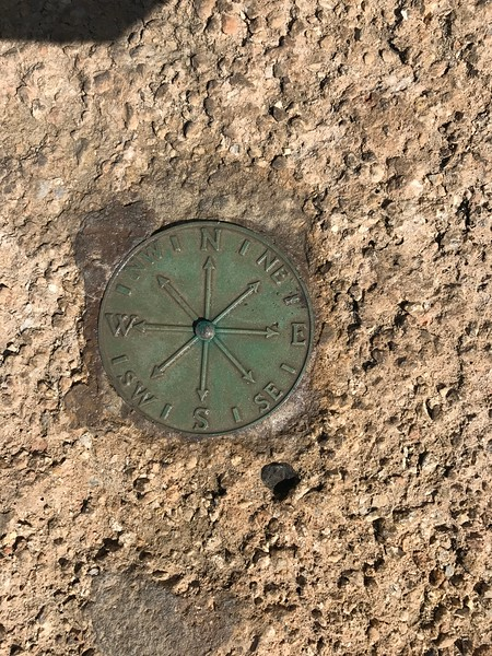 2017 Sea Wall Compass
