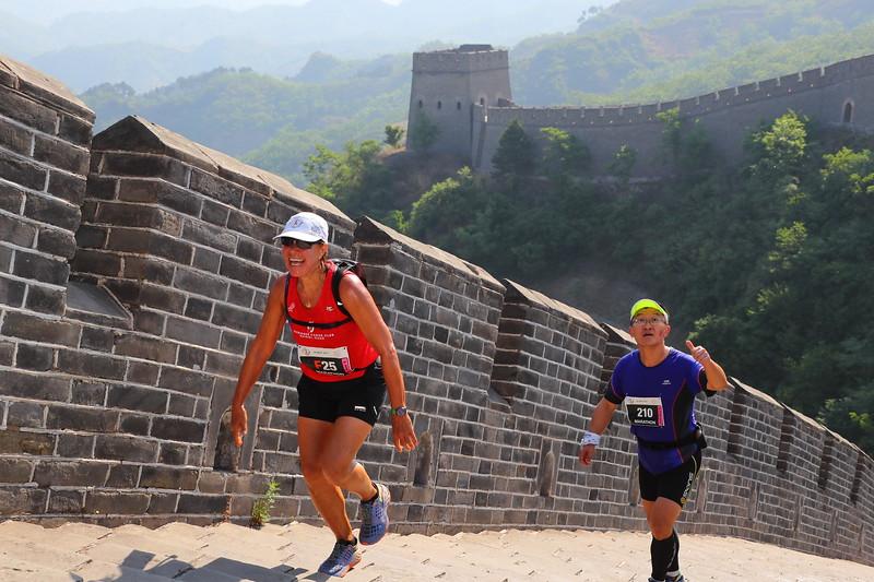 2017 Great Wall of China Marathon