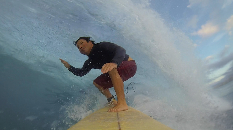 2017 Surfing at Rice Bowls