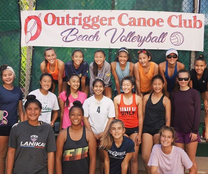 2017 Outrigger Beach Volleyball