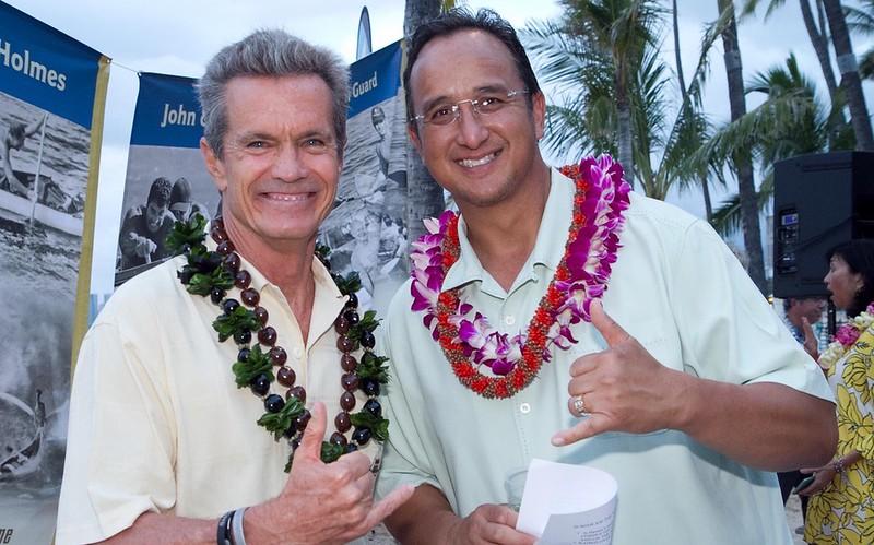 2017 ODKF Hawaii Waterman Hall of Fame