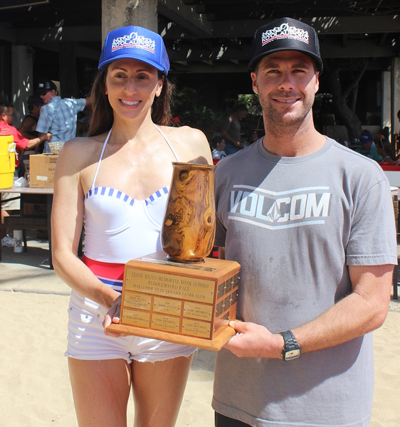 Cline Mann Memorial Paddleboard Race 7-15-2017