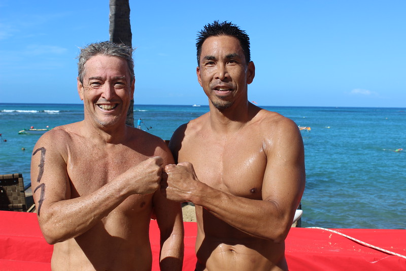 2017 OCC Invitational Swim