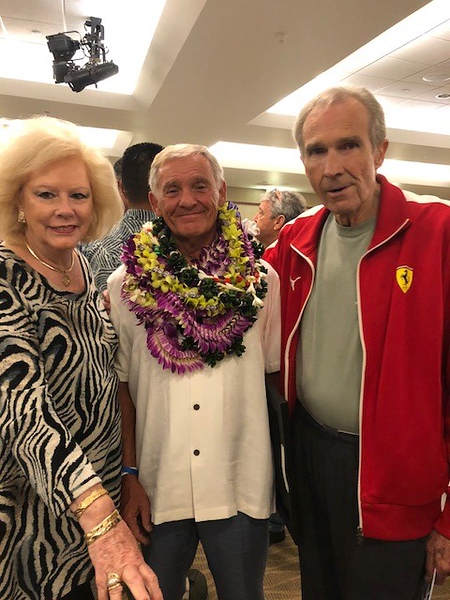 2018 Hawaii Swimming Hall of Fame