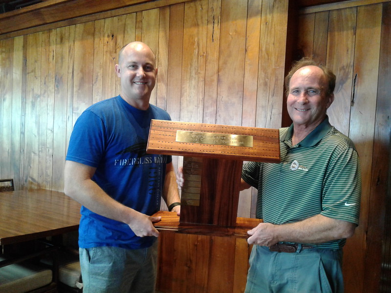2018 Outrigger Cribbage Champions
