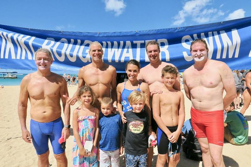2018 Waikiki Roughwater Swim