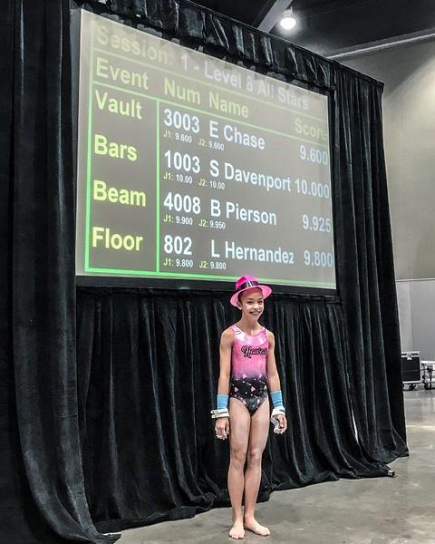 2018 Western Regional All-Star Gymnastic Competition