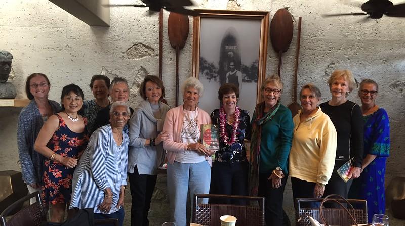 2018 'Riggers Book Club